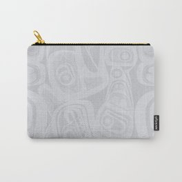 Bear Grey Lund Carry-All Pouch