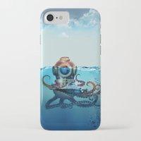 nemo iPhone & iPod Cases featuring Nemo by Tony Vazquez