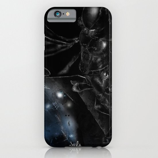 A Dark Knight iPhone & iPod Case