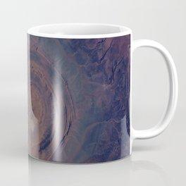 eye in the sky, eye in the desert | space #01 Coffee Mug