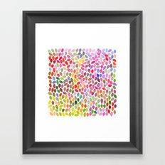 rain 15 Framed Art Print