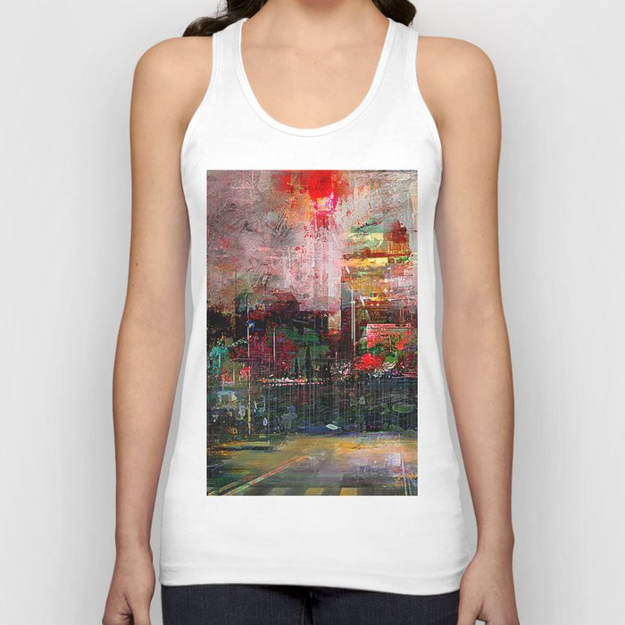 Find the way Unisex Tank Top