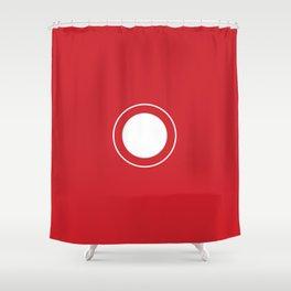 Riri Williams - Ironheart Shower Curtain