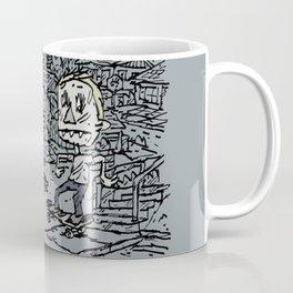 Manual pad Coffee Mug