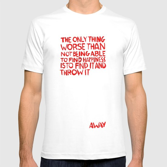 ...Away (Vers. 2) T-shirt