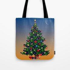Make A Holiday Wish Tote Bag