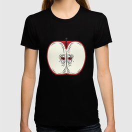 Anxiety Apple T-shirt