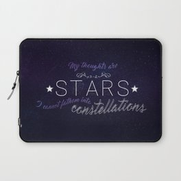 My Thoughts Are Stars - TFIOS Laptop Sleeve