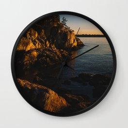 Lighthouse Park Wall Clock