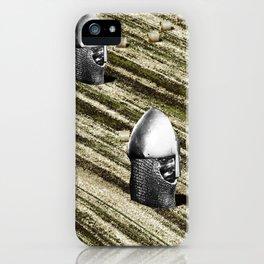TERRITORIO VISUAL iPhone Case