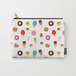 Kawaii food Carry-All Pouch