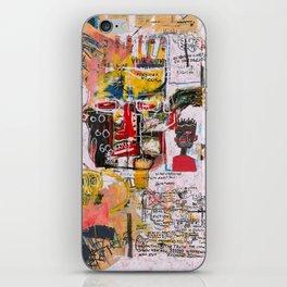 Al Diaz iPhone Skin