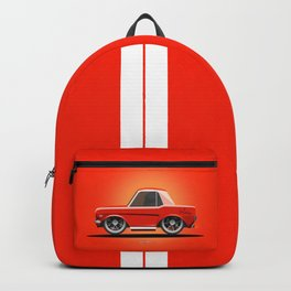 Red Mustang Backpack