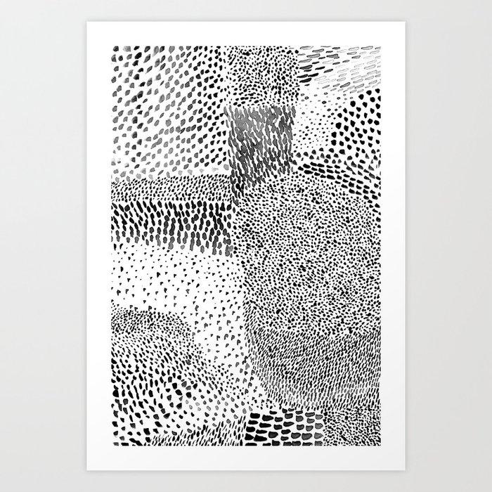 Graphic 82 Art Print