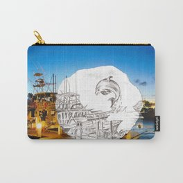 Pencil Pier Carry-All Pouch