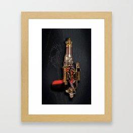RayGun Paul Framed Art Print