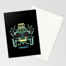 The smoking Chaman Stationery Cards
