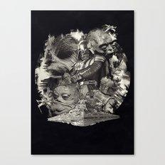 DeathStar. Canvas Print