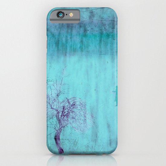 Walking ~ Abstract Shiraz series iPhone & iPod Case