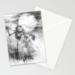 The Makeshift Scarecrow Stationery Cards