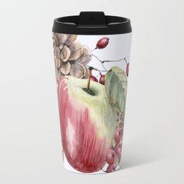 Winter Composition 2 Travel Mug