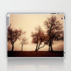 Rust Trees Laptop & iPad Skin
