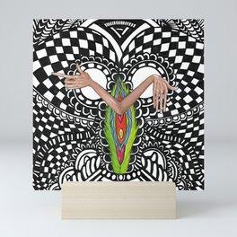 High on Pussy Mini Art Print
