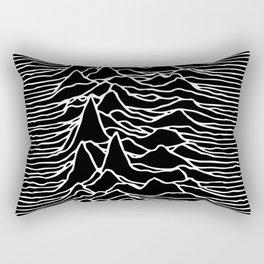 J. Division lines | dj gift Rectangular Pillow