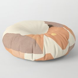 Lets go to the Beach Floor Pillow