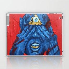 you belong to the villains Laptop & iPad Skin