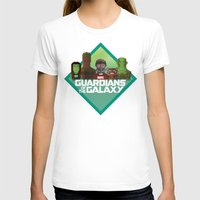 guardians of the galaxy T-shirts featuring Guardians of the Galaxy by Casa del Kables