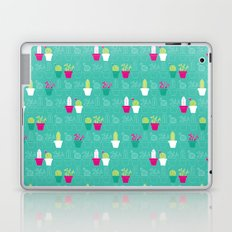 Mini Cactus Love Laptop & iPad Skin