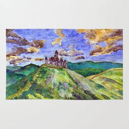 North Downs Rug