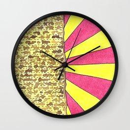 Matzah Wall Clock