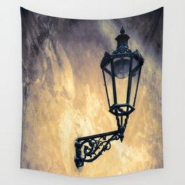 Lantern Wall Tapestry