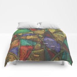 saint-vincent vitrail Comforters