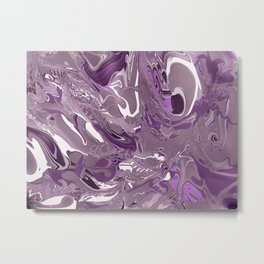abstract paint gradient 0882 Metal Print