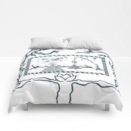 The Canvas of Eras Comforters