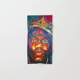 BIGGIE SMALLS Hand & Bath Towel