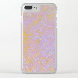 Split Clear iPhone Case
