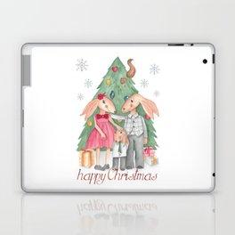 Happy Christmas Laptop & iPad Skin
