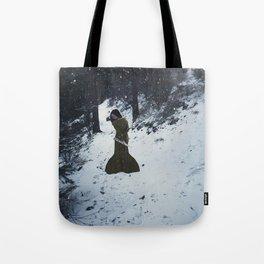 Permafrost Tote Bag
