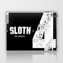 7 Deadly sins - Sloth Laptop & iPad Skin