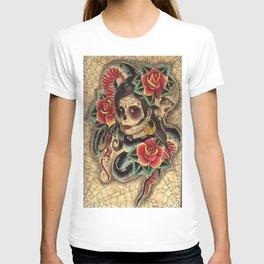 Sugar Skull Gypsy T-shirt