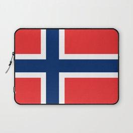 Flag: Norway Laptop Sleeve