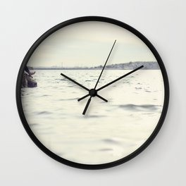 No Need to be Lonely. Wall Clock