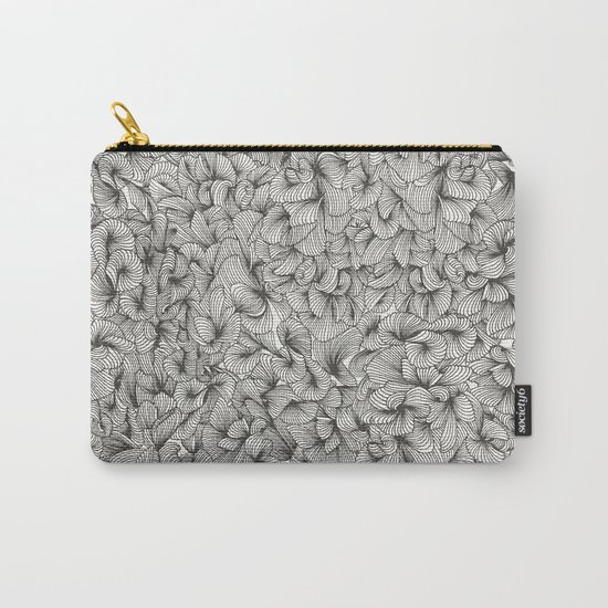 Black Inklings Carry-All Pouch