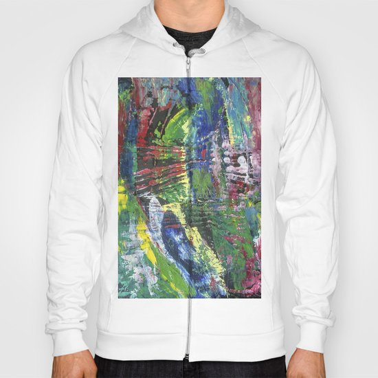 Abstract painting 12 Hoody
