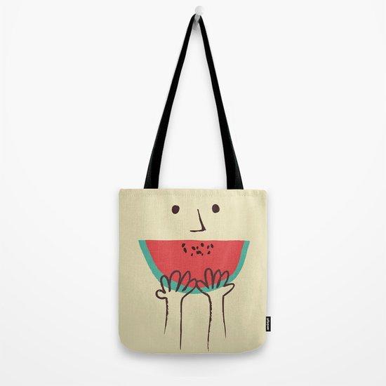 Summer smile Tote Bag
