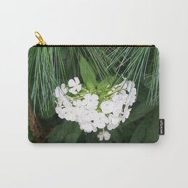 White Among the Pines Carry-All Pouch